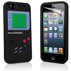 iPhone 5 GameBoy Case